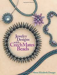 necklace designs with beads images Jewelry designs with czechmates beads anna elizabeth draeger jpg