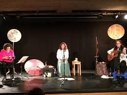 la machina fín de festival de teatro con las actuaciones de la machina tres