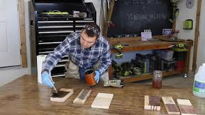 Vinegar And Water On Laminate Floors How To Age Wood With Vinegar And Steel Wool 11 Steps