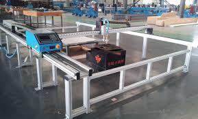 steel cutting machine for aluminum oxy fuel cnc hbpg 1530