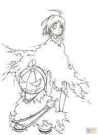 halloween fergus from manhwa