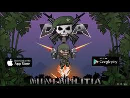 doodle army apk doodle army 2 mini militia apk mod v2 2 62 offline unlocked pro