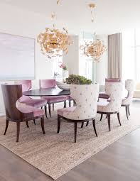 upholstered dining chairs for your dining room improvement