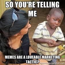 Funny Marketing Memes - 20 loveable marketing memes b2b blog pinterest memes and humour