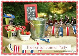 Summer Entertaining Ideas - house party ideas entertaining