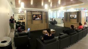 toyota area toyota service waiting area television and digital signage youtube