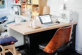 sous les jupes au bureau organiser bureau à la maison astuces déco et rangement