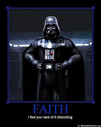 Find Your Meme - image 64995 i find your lack of faith disturbing know your meme