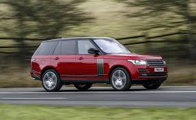 silver range rover 2016 2017 range rover svautobiography dynamic u2013 review u2013 car and driver