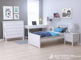useful white and timber bedroom furniture on king size bedroom