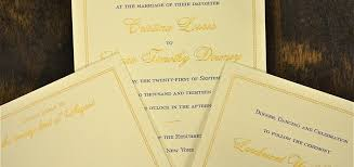 What To Write On A Wedding Invitation Invitations In Westchester Write On Larchmont Ny