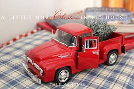 christmas decorating with toy truck and children u0027s christmas books