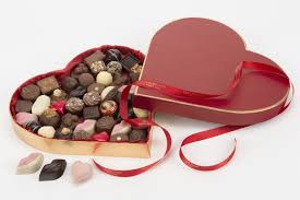valentines chocolates chocolate specialists the chocolate shop heart box with