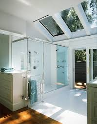 skylight design skylight design bathroom traditional with sky lights white shower