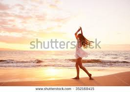 freedom wellness wellbeing happiness concept happy stock photo