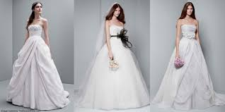 wedding dress designer vera wang v neck wedding dress hairstyles bridal