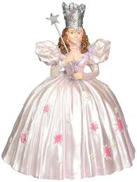 glinda good witch costume amazon com westland giftware 3 1 2 inch glinda the good witch