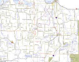 Michigan River Map by Atv Orv Ohv Utv Roads Emmet County Petoskey Indian River
