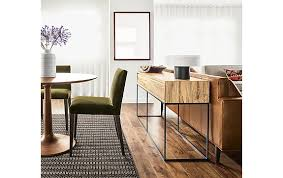 Room And Board Console Table Steen Console Table With Table Modern Dining Room
