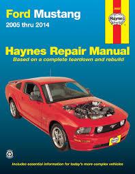 2012 mustang manual ford mustang 05 14 haynes repair manual haynes manuals