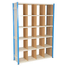 Cubby Hole Shelves by Buy Pigeon Hole Boltless Shelving Units Online