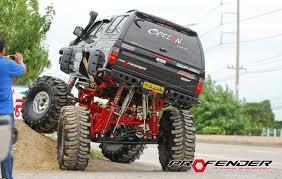 bigfoot 4x4 monster truck tiger bigfoot 4x4 12 profender4x4