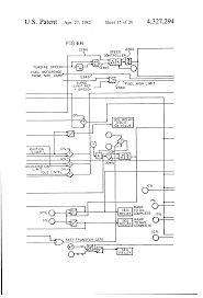 Simple Schematic Electric Cycle Counter Patent Us4327294 Combined Cycle Electric Power Plant And A Gas