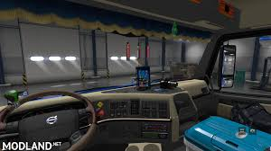 new volvo vnl volvo vnl 780 truck shop v3 0 1 27 mod for ets 2