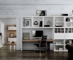 bibliothèque avec bureau intégré meuble bibliothèque bureau intégré