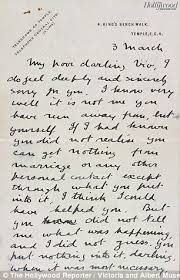 vivien leigh and laurence olivier love letters revealed daily