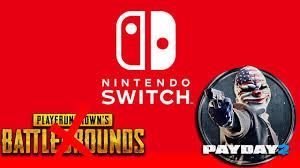 pubg nintendo switch nintendo switch hits 10 million units payday 2 coming to switch