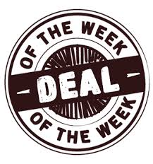 special deal of the week