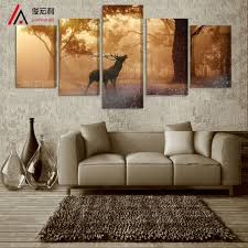Dining Room Framed Art Online Get Cheap Wood Artwork Aliexpress Com Alibaba Group