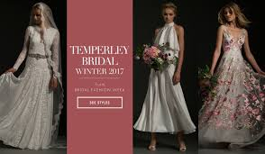 Temperley Wedding Dresses Boho Chic Bridal Gowns From The Jasmin Collection By Temperley