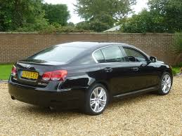 lexus gs 450h used cars used black lexus gs 450h for sale south yorkshire