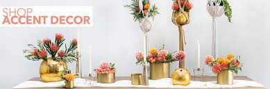 Gold Plastic Flower Vases Floral Supply Syndicate Floral Gift Basket And Decorative
