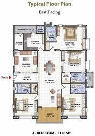 House Layout Design As Per Vastu by House Plan Overview Nagarjuna Residency Gachibowli Ncc Urban