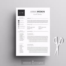 25 best 25 professional resume templates u2013 psd word indesign doc