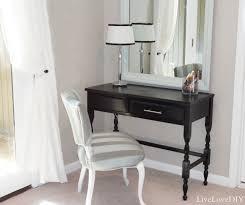 Contemporary Bedroom Vanity Bedroom Bright White Interior Decor Applied At Contemporary