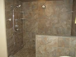 Walk In Shower Without Door Remodel Bathtub To Walk In Shower Custom Showers Without Doors And