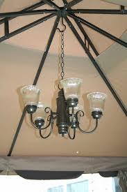 outdoor gazebo chandelier lighting 37 awesome battery operated outdoor gazebo chandelier chandelier ideas