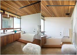 Ceiling Ideas For Bathroom Bathroom Ceiling Wood Panel Ceiling In Bathroom Lights Ideas