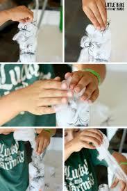 cobweb spray for halloween halloween spiderweb sensory bottle for kids
