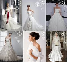christmas wedding dresses top 6 christmas wedding gown styles
