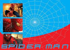 Free Spiderman Invitation Cards Spiderman Free Printable Kit Oh My Fiesta For Geeks
