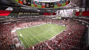 Mls Teams Map Mercedes Benz Stadium Atlanta United Fc
