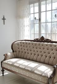 17 best vintage victorian furniture images on pinterest tufted luxury beautiful sofa with turned legs and carving