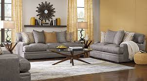Living Room Sets Living Room Suites  Furniture Collections - Gray living room furniture sets