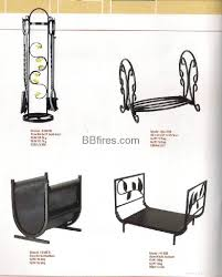 fireplace accessories from winnoa panel iron fireplace screens for