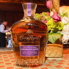 Crown Royal Gift Set Title Crown Royal Cornerstone Blend Tasting Goes Down In Nyc
